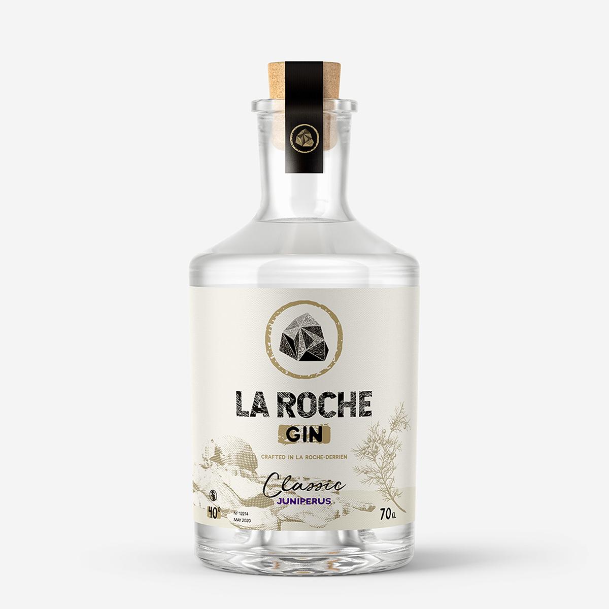 Gin La Roche - Sauvage